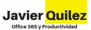 Javier Quilez – Office 365 y Productividad