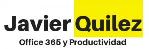 Javier Quilez – Productividad Personal con Office 365